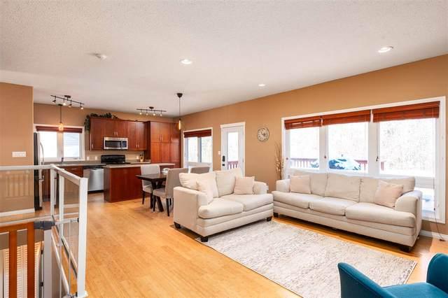 5228 57 Avenue, Wabamun, AB T0E 2K0 (#E4230440) :: Initia Real Estate