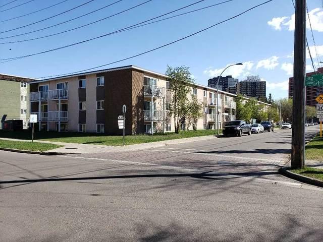 201 9116 106 Avenue, Edmonton, AB T5H 0M9 (#E4230452) :: Initia Real Estate