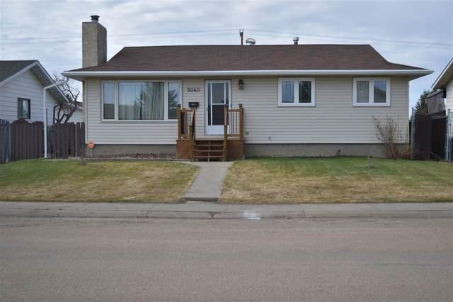 5040 47 Street, Lamont, AB T0B 2R0 (#E4230491) :: Initia Real Estate