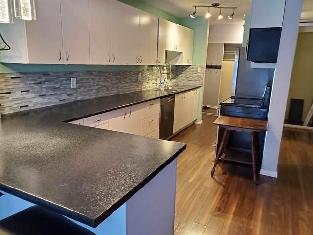 104 10917 109 Street NW, Edmonton, AB T5H 3C2 (#E4230534) :: Initia Real Estate