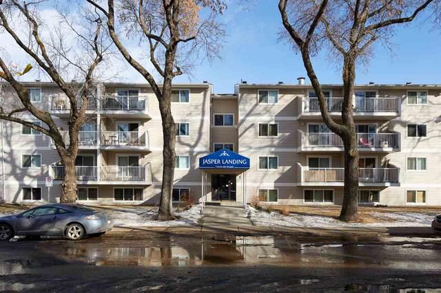 303 10529 93 Street, Edmonton, AB T5H 1X6 (#E4230541) :: Initia Real Estate