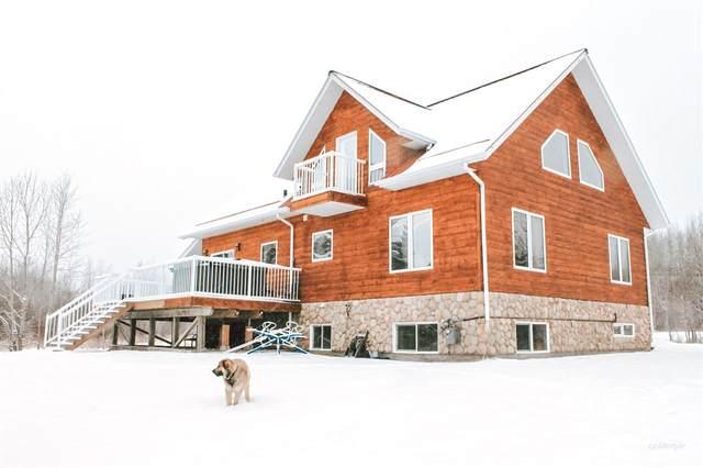 #78 Lobstick Resort, Rural Yellowhead, AB T0E 2M0 (#E4230560) :: Initia Real Estate
