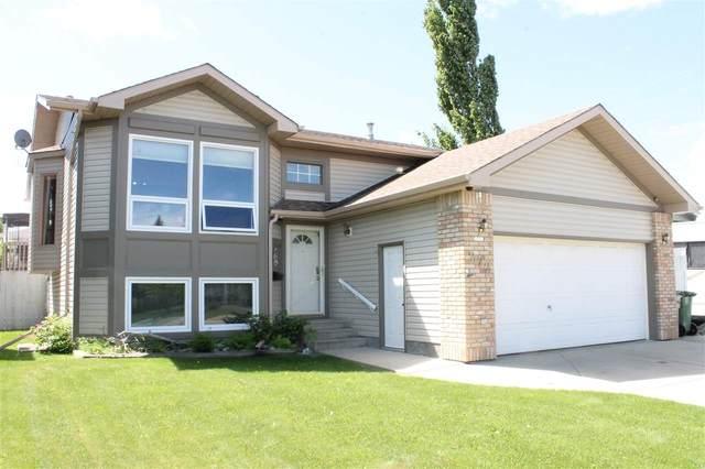 272 Porter Avenue, Millet, AB T0C 1Z0 (#E4230695) :: Initia Real Estate