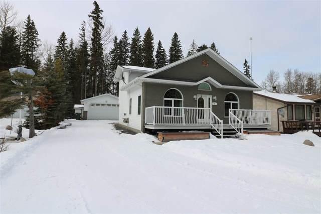 5 Willow Avenue, Rural Lac Ste. Anne County, AB T0E 0V0 (#E4230703) :: RE/MAX River City