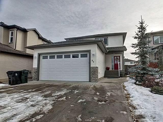84 Lamplight Drive, Spruce Grove, AB T9E 5V6 (#E4230705) :: Initia Real Estate