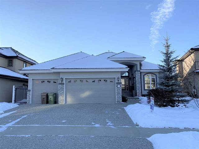 32 Kingsmeade Crescent, St. Albert, AB T8N 4C8 (#E4230806) :: RE/MAX River City