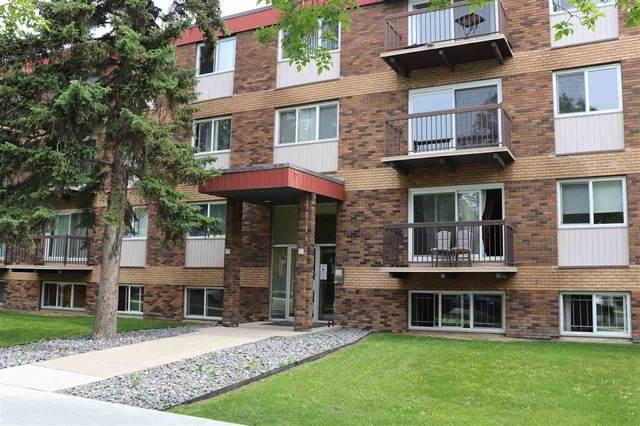 101 10725 111 Street NW, Edmonton, AB T5H 3G2 (#E4230829) :: RE/MAX River City