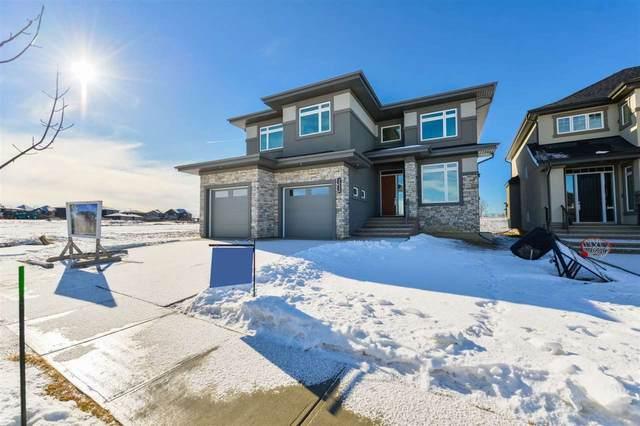 4524 Knight Wynd, Edmonton, AB T6W 4B7 (#E4230845) :: RE/MAX River City