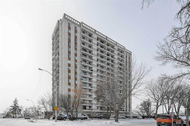 612 11307 99 Avenue, Edmonton, AB T6C 4R1 (#E4230866) :: RE/MAX River City