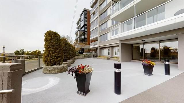 802 11920 100 Avenue, Edmonton, AB T5K 0K5 (#E4230933) :: RE/MAX River City