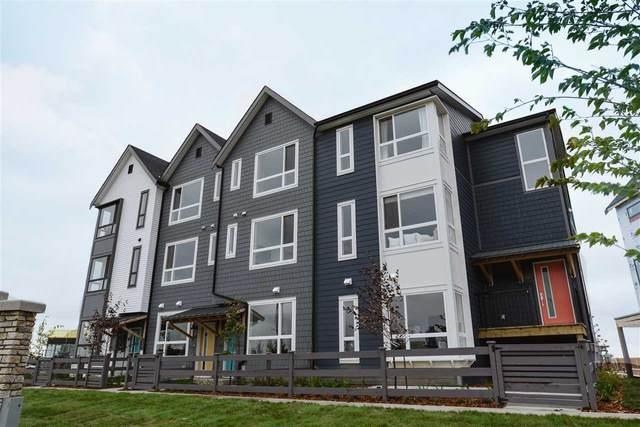 20 100 Jensen Lakes Boulevard, St. Albert, AB T8N 7T9 (#E4230996) :: Initia Real Estate