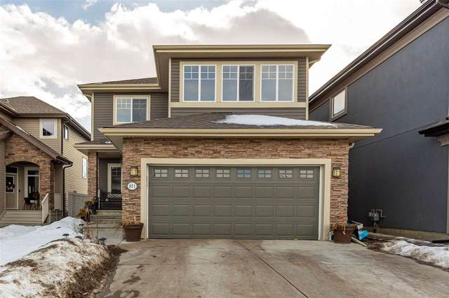 805 Hodgins Road NW, Edmonton, AB T6M 0L1 (#E4231014) :: RE/MAX River City