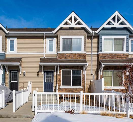 58 14621 121 Street, Edmonton, AB T5X 0H2 (#E4231043) :: Initia Real Estate