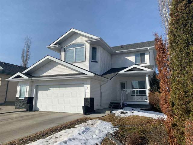 3 Linkside Way, Spruce Grove, AB T7X 4H7 (#E4231087) :: RE/MAX River City