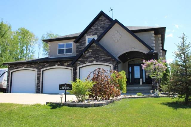 8 Whitetail Ridge Estates, Rural Bonnyville M.D., AB T9M 1P1 (#E4231154) :: Initia Real Estate