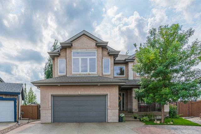 1244 Hollands Close, Edmonton, AB T6R 3N4 (#E4231185) :: Initia Real Estate