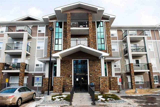 2316 9357 Simpson Drive, Edmonton, AB T6R 0N3 (#E4231216) :: Initia Real Estate
