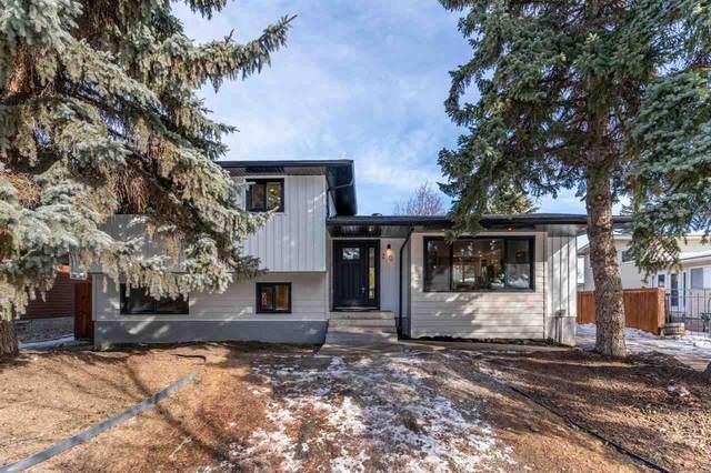 20 Patricia Crescent, Edmonton, AB T5R 5N6 (#E4231227) :: Initia Real Estate
