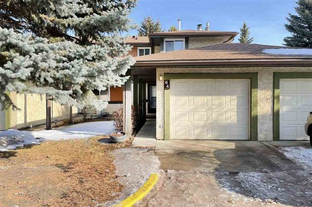 64 Forest Grove, St. Albert, AB T8N 3K6 (#E4231232) :: Initia Real Estate