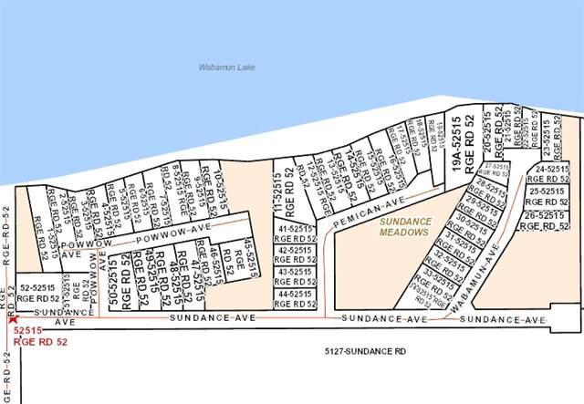 27 52515 RGE RD 52, Rural Parkland County, AB T0E 2L6 (#E4231252) :: The Foundry Real Estate Company