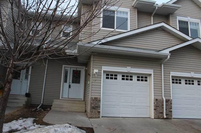 119 5001 62 Street, Beaumont, AB T4X 0C7 (#E4231313) :: Initia Real Estate
