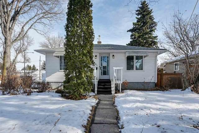 10481 148 Street Street, Edmonton, AB T5N 3G7 (#E4231334) :: The Foundry Real Estate Company