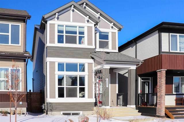 282 Charlesworth Drive, Edmonton, AB T6X 2J3 (#E4231338) :: The Foundry Real Estate Company