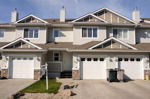 110 Graywood Mews, Stony Plain, AB T7Z 0C2 (#E4231374) :: Initia Real Estate