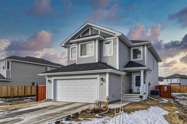 38 Spring Link, Spruce Grove, AB T7X 0L6 (#E4231397) :: RE/MAX River City