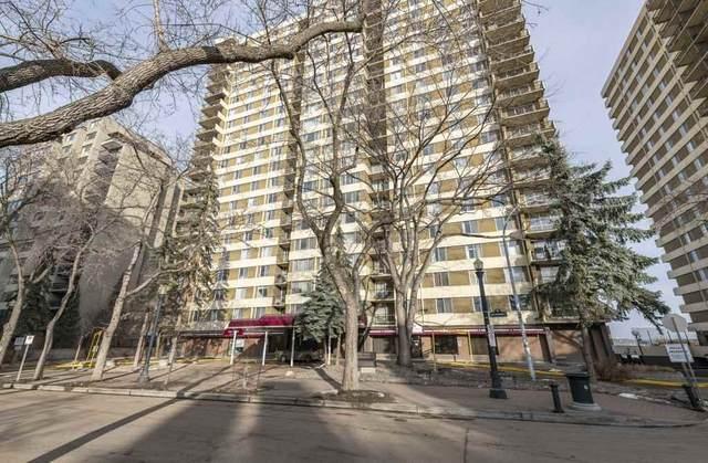 2204 9909 104 Street, Edmonton, AB T5K 2G5 (#E4231420) :: Initia Real Estate
