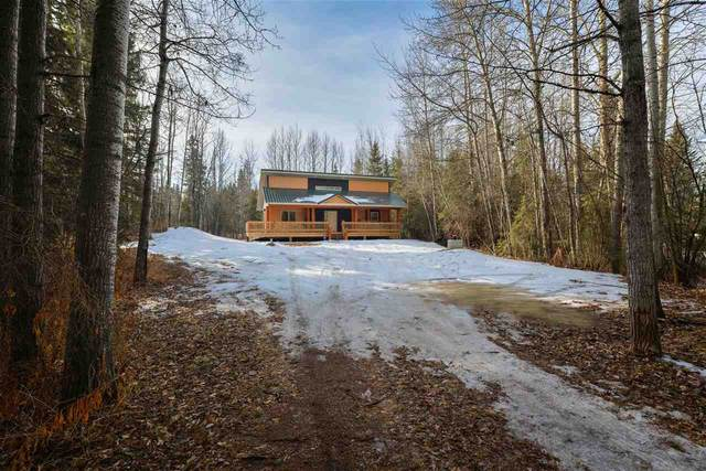 89 4418 Hwy 633, Rural Lac Ste. Anne County, AB T0E 0A0 (#E4231431) :: Initia Real Estate