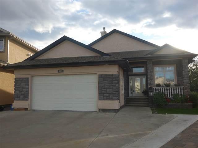 147 Fraser Way, Edmonton, AB T5Y 3M8 (#E4231441) :: Initia Real Estate