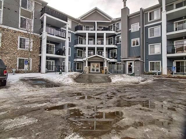 220 - 6084 Stanton Drive, Edmonton, AB T6X 0Z4 (#E4231443) :: The Foundry Real Estate Company