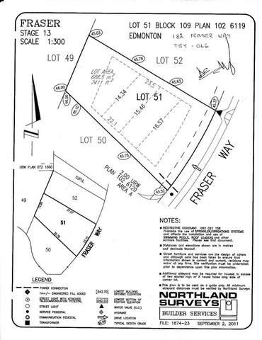 182 Fraser Way NW, Edmonton, AB T5Y 0L6 (#E4231488) :: Initia Real Estate