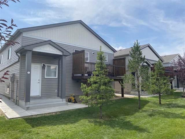 186 142 Selkirk Place, Leduc, AB T9E 0M9 (#E4231540) :: Initia Real Estate