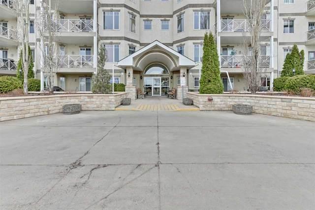 216 12111 51 Avenue, Edmonton, AB T6H 6A3 (#E4231564) :: RE/MAX River City