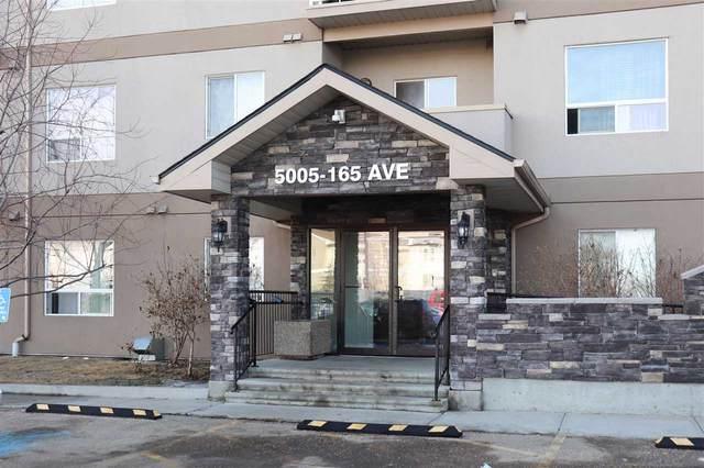 404 5005 165 Avenue, Edmonton, AB T5Y 0L8 (#E4231674) :: Initia Real Estate