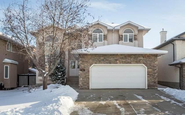 207 Falconer Link, Edmonton, AB T6R 2V7 (#E4231688) :: Initia Real Estate