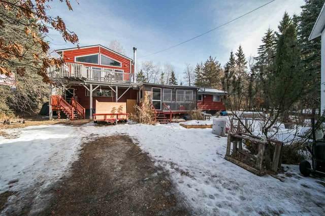 5427 49 Street, Rural Lac Ste. Anne County, AB T0E 0A0 (#E4231724) :: Initia Real Estate