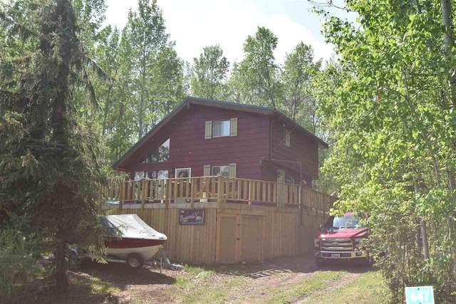 447-11121 Twp Rd 595, Rural St. Paul County, AB T0A 0C0 (#E4231844) :: Initia Real Estate