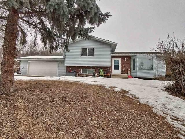 21 Maple Ridge Drive, Rural Sturgeon County, AB T0A 1N0 (#E4231870) :: Initia Real Estate