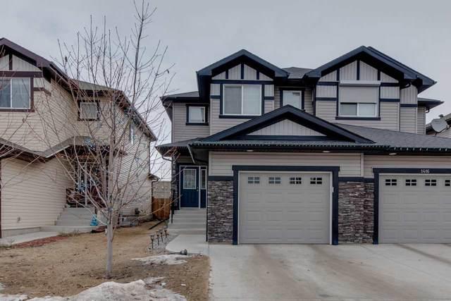 1418 152 Avenue, Edmonton, AB T5Y 0Y7 (#E4231929) :: Initia Real Estate