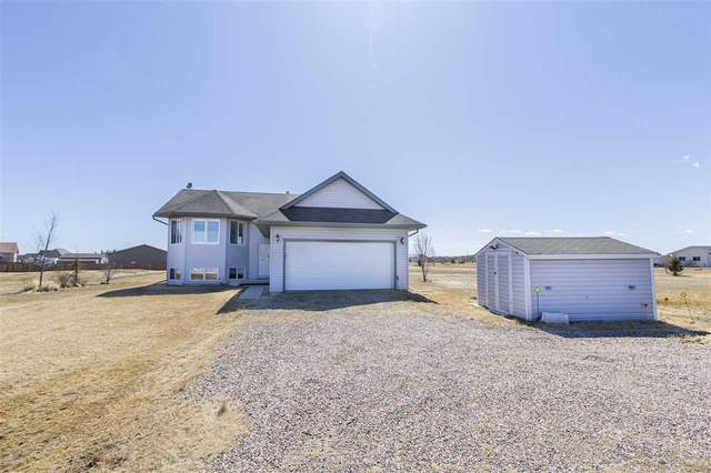 112 Country Lane Estates, Rural Bonnyville M.D., AB T9M 1P1 (#E4232033) :: Initia Real Estate