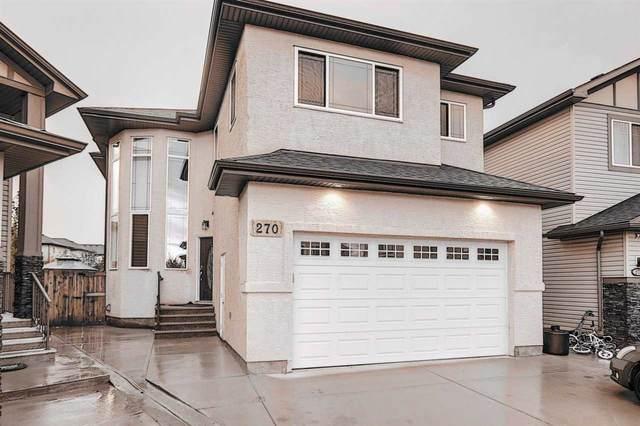 270 Albany Drive, Edmonton, AB T6V 0L3 (#E4232047) :: Initia Real Estate