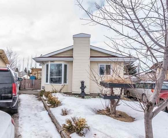 3442 42 Street, Edmonton, AB T6L 5A1 (#E4232092) :: Initia Real Estate