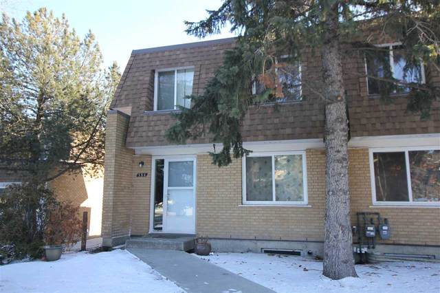 156 Londonderry Square, Edmonton, AB T5C 3C4 (#E4232145) :: Initia Real Estate