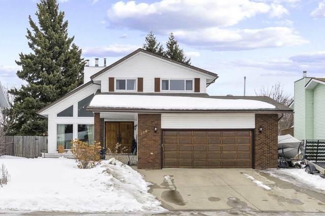 210 21 Street, Cold Lake, AB T9M 1E8 (#E4232211) :: Initia Real Estate
