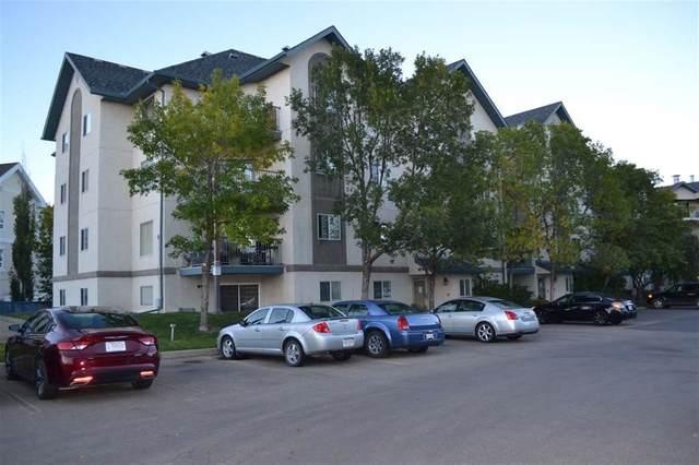 222 2520 50 Street, Edmonton, AB T6L 7A8 (#E4232260) :: Initia Real Estate