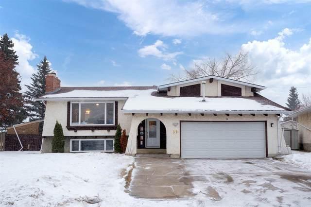 39 Mohawk Crescent, Leduc, AB T9E 4G7 (#E4232277) :: Initia Real Estate