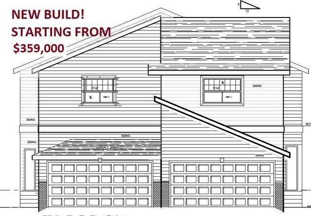4912 46 Street, Beaumont, AB T4X 2B2 (#E4232340) :: Initia Real Estate